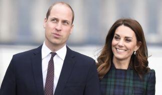 Meisterten auch schon kleine Krisen: Herzogin Kate und Prinz William. (Foto)