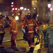 Dramatische Bilder! 9 Tote bei Wohnhausbrand (Foto)