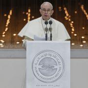 Kirchenoberhaupt räumt sexuellen Missbrauch von Nonnen ein (Foto)