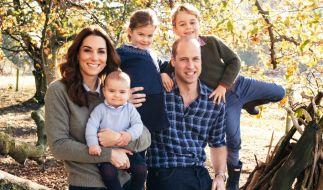 Schwebt Prinz George in Gefahr? (Foto)