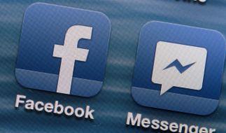 Der Facebook-Messenger bekommt bald eine Löschen-Funktion. (Foto)