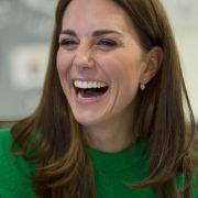 Nicht Prinz William! Herzogin Kate enthüllt diese geheime Liebe (Foto)