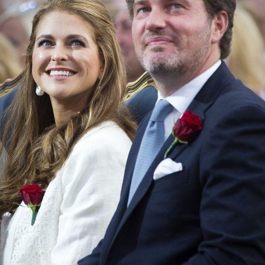 Er geht lieber feiern! Ist ihre Ehe mit Chris O'Neill gefährdet? (Foto)