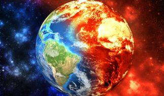 Die Erde wird immer wärmer. (Foto)