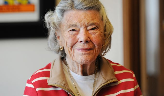 Schriftstellerin Rosamunde Pilcher (22.9.1924 - 07.02.2019)