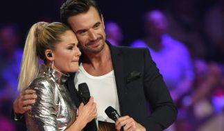 Seit 2018 getrennt: Helene Fischer und Florian Silbereisen. (Foto)