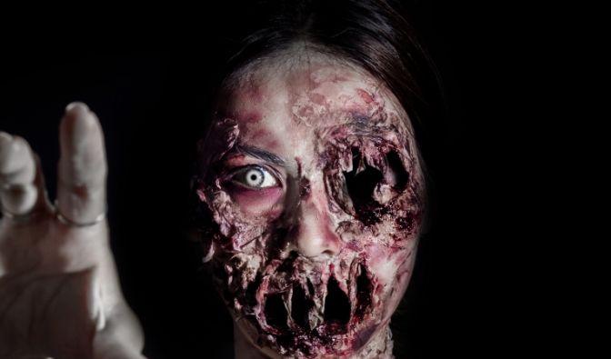 Zombie-Wild-Krankheit