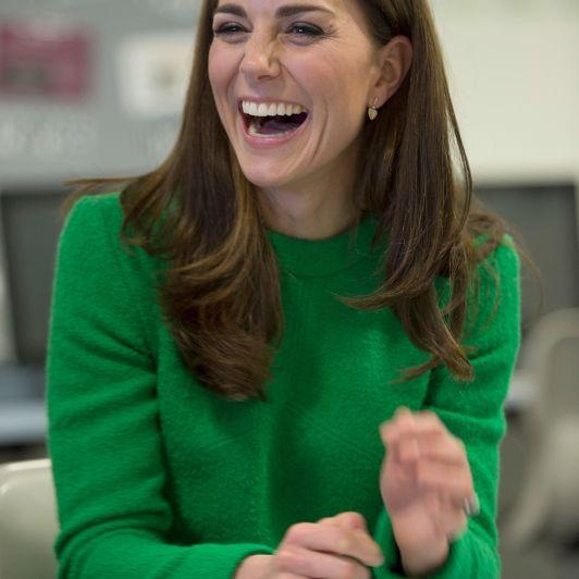 Für Prinz William schoss Herzogin Kate IHN in den Wind (Foto)