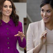 Kate Middleton und Meghan Markle sorgten auch in dieser Woche für Schlagzeilen. (Foto)