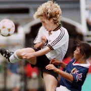 Krebs! Frauenfußball-Legende stirbt mit 51 Jahren (Foto)