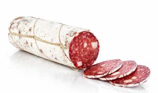 Ökoland hat mehrere Salami-Produkte zurückgerufen. (Foto)