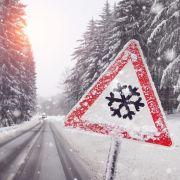 Nach 50 cm Neuschnee kommt der Frühling mit 15 Grad! (Foto)