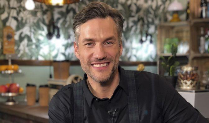 """Unter uns""-Star Stefan Bockelmann"
