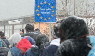 """Die CDU will in der Migrationspolitik """"Humanität und Härte vereinen"""". (Foto)"""
