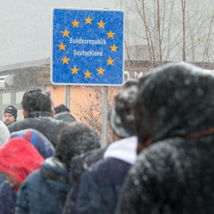 CDU-Chefin fordertFrühwarnsystem für Flüchtlinge (Foto)