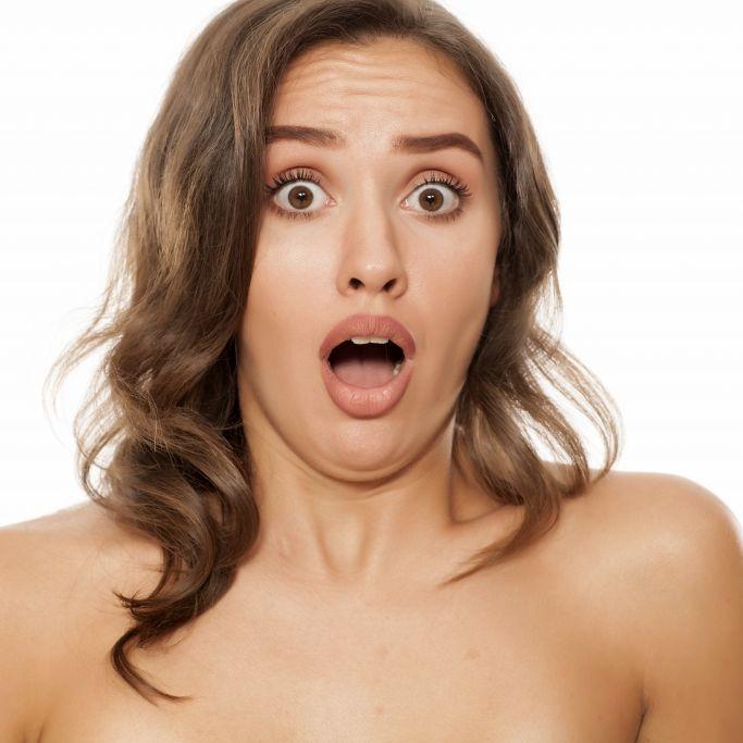 Nackt-Schock im Frühstücksfernsehen! Studio-Gast zieht blank (Foto)