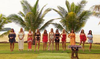 """Diese elf Single-Frauen wollen die vergebenen Männer auf """"Temptation Island"""" verführen. (Foto)"""