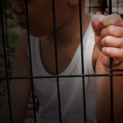 Mit Kot beschmiert! Horror-Eltern sperrten Kinder in Hundekäfig (Foto)