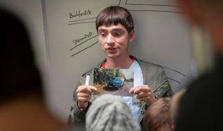"""Ivo Kortlang spielt in der VOX-Serie """"Club der roten Bänder""""die Rolle des Anton """"Toni"""" Vogel. (Foto)"""