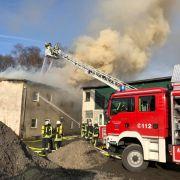 Fahrlässigkeit? 3 Tote nach Brand in NRW (Foto)