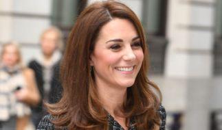 Kate Middleton bezauberte bei einer Konferenz der Royal Foundation in London mit einem makellosen Auftritt. (Foto)