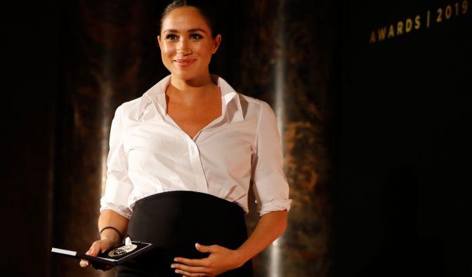 Meghan, Herzogin von Sussex, bei der Verleihung der jährlichen Endeavour Fund Awards.