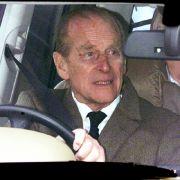 Erleichterung! Ehemann der Queen kommt straflos davon (Foto)