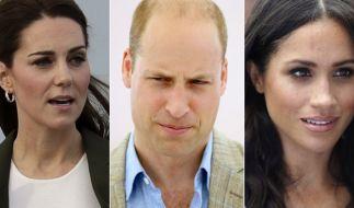 In dieser Woche überraschten die britischen Royals mit diversen Geständnissen. (Foto)