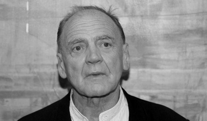 Bruno Ganz, Schweizer Schauspieler (22.03.1941 - 16.02.2019)