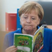 Galionsfigur oder Buhfrau? Wie sehr schadet sie der CDU? (Foto)