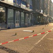 Nürnberger Polizei nimmt Verdächtigen fest, weitere Fahndung in Lingen (Foto)