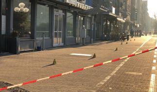 In Nürnberg wurde eine Frau von einem Messerstecher attackiert. (Foto)