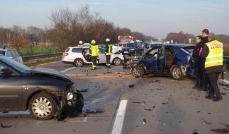 Ein Geisterfahrer ist bei einem Frontalzusammenstoß auf der A 1 ums Leben gekommen. (Foto)