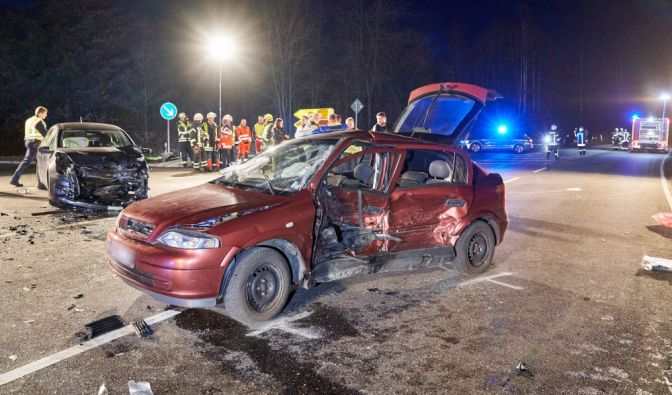 Tödlicher Verkehrsunfall im Westerwald