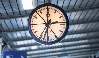 Immer mehr Bahnkunden nutzen ihre Rechte, wenn die Züge der Deutschen Bahn Verspätung haben (Symbolbild). (Foto)