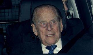 Eine britische Behörde hat Prinz Philip fälschlicherweise für tot erklärt. (Foto)