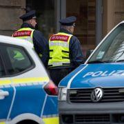 17 Handgranaten in Auto am Hauptbahnhof entdeckt (Foto)