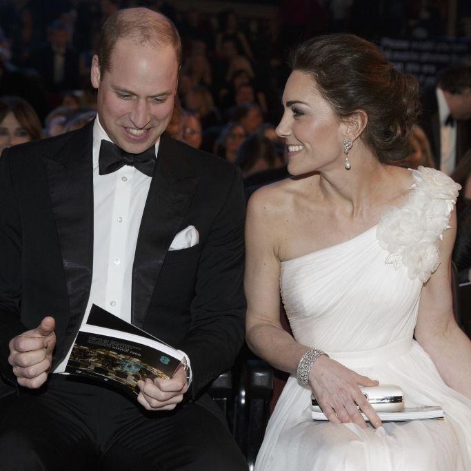Heiraten Herzogin Kate und Prinz William ein zweites Mal? (Foto)