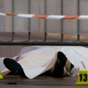 Mehrere Verletzte nach Messerangriff - Täter tot (Foto)