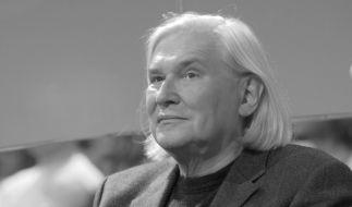 Peter Rüchel, Mit-Erfinder der legendären WDR-Musiksendung Rockpalast, ist am 20. Februar 2019 in seiner Wahlheimat Leverkusen gestorben. (Foto)