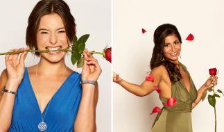 Wer bekommt die letzte Rose vom Bachelor? Jennifer (li.) oder Eva? (Foto)