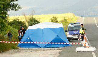 Der Mord an Tramperin Sophia L. hielt die Polizei in Atem. Jetzt steht der unter Tatverdacht stehende Lkw-Fahrer vor Gericht. (Foto)