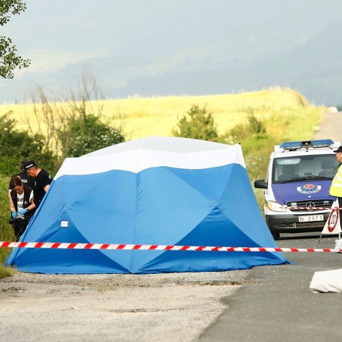 Fernfahrer wegen Mordes an Tramperin vor Gericht (Foto)