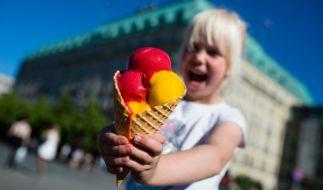 Ein lecker Eis wurde einer kleinen Engländerin zum Verhängnis. (Symbolfoto) (Foto)