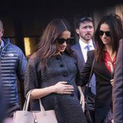 Baby-Party ohne Kate Middleton! Meghan feiert lieber mit Promi-Freunden (Foto)