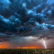 Warnung von Wetter-Experten vor schwerer Naturkatastrophe (Foto)