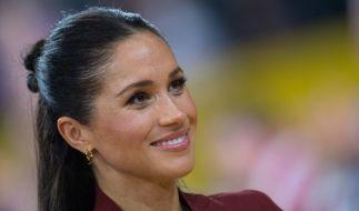 Meghan Markle hat gut lachen: Im Königshaus kann sie im Luxus schwelgen. (Foto)