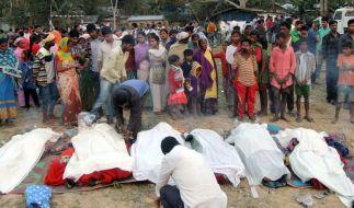 In Indien wurde mindestens 89 Menschen der Genuss von gepanschtem Alkohol zum tödlichen Verhängnis. (Foto)
