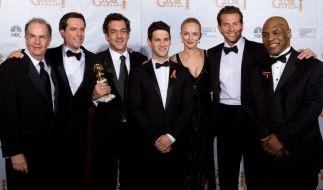 "Die ""Hangover""-Stars bei den Golden Globe Awards. (Foto)"
