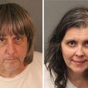 Ein Ehepaar in Kalifornien hat seine 13 Kinder unter grausamen Bedingungen über Monate gefangen gehalten und brutal gequält.